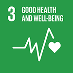 3. Ensure healthy lives and promote well-being for all at all ages